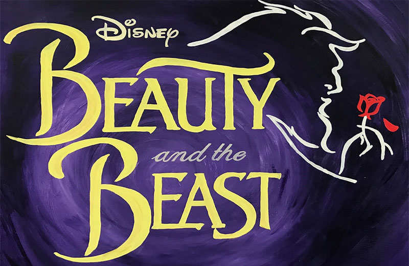 SAVE THE DATE! BELLPORT HIGH SCHOOL PRESENTS BEAUTY AND THE BEAST