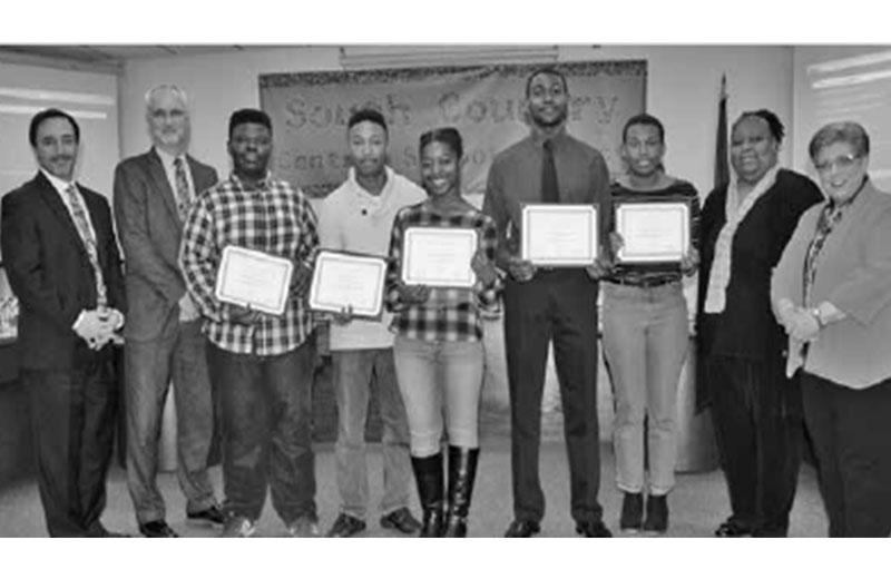 High-achieving Students Recognized