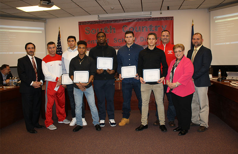 Bellport High School Star Athletes