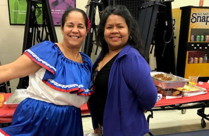 Hispanic Heritage Month at Bellport Middle School