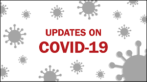 Important Updates on COVID-19