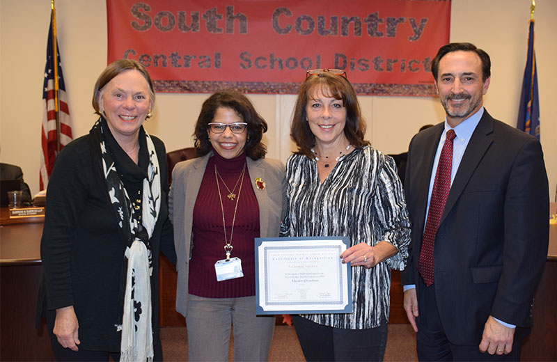 Brookhaven Elementary Teacher an Educator of Excellence