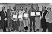 High-achieving Students Recognized photo