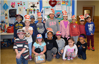 South Country Students Celebrate Dr. Seuss photo
