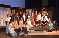 Bellport High School Presents 'The Game's Afoot' photo thumbnail139305