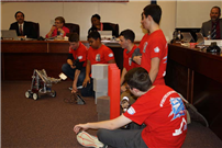 Bellport High School Robotics Team Honored photo 2